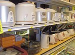 We stock a nice selection of rice cookers/warmers, come see for yourself