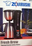 Zojirushi Thermal Caraffe Coffee Maker