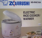 Zojirushi 10-Cup Rice Cooker   'Most Popular' rice cooker sold in our store