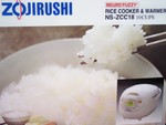 Zojirushi Rice cooker/Warmer