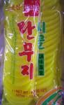 Wang brand pickled daikon radish   (tahkwon, tommuugi)