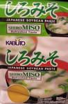 Kabuto brand Shiro Miso