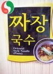 Korean style noodle (pasta)