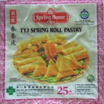 TYJ Spring Roll Wrappers