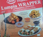 Simex Brand Lumpia (springroll)Wrappers