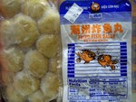 Fried Fish Cake Balls