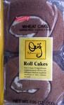 Shirakiku brand Roll Cake   4pk/cocoa