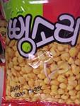 Kirin brand Peongsori Soft Popped Corn Snack (300g)