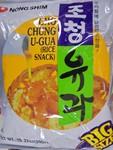 Nong Shim brand Cho Chung U-Gua (rice snack) (10.22oz)