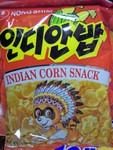 Nong Shim brand Indian Corn Snack (1.93oz)