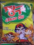 Samyang Foods brand Chang Gu Honey Tips Snack (2.65oz)