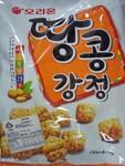 Orion brand Peanut Wheat Crunch Snack (6.7oz)