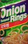 Nong Shim brand Onion flavored Rings  (3.17oz)