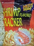 Nong Shim brand Shrimp Cracker Hot&Spicy (2.64oz)