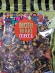 Mate Brand Nori Maki Mate Assorted Rice Crackers w/Seaweed (16oz) (2oz x 8 packs)