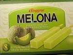 Binggrae Melona Musk Melon Ice cream