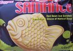 Binggrae Samanco Red Bean Ice Cream Sandwich