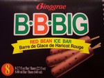 Binggrae BB-Big Red Bean Ice Bar