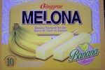 Binggrae Melona Banana Ice Bar