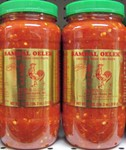 Huy Fong Foods brand Sambal Oelek   Ground Fresh Chili Paste   18oz