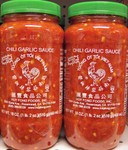 Huy Fong brand Chili Garlic Sauce  (18oz)