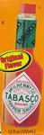 Tabasco brand pepper sauce (12oz)