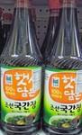 Chung Jong Won brand Soy Sauce
