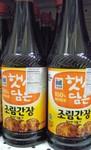 Chung Jong Won Mushroom flavored soy sauce