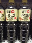 Sempio brand Soy Sauce Mushroom flavor