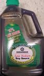 Kikkoman brand Less Sodium Soy Sauce(2 Qt)