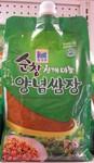 Chung Jong Won brand seasoned ssamjang paste   (very good taste)