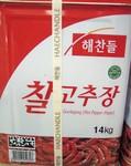 Haechandle Hot Pepper Paste bulk pack
