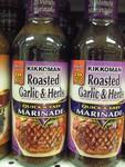 Kikkoman Roasted Garlic & Herb Marinade