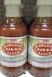 NOH brand Hawaiin Bar-B-Q Sauce (20 oz)