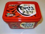 Sempio brand Hot Pepper Paste 500g