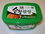 Chung Jong Won brand Ssamjang