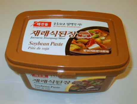 deonjang bean paste